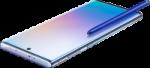 "Samsung Note 10 Plus Dual Sim 256GB 6.8"" - Silver Glow"