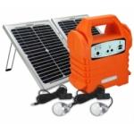 Ecoboxx 160 Dc Portable Solar Power Kit