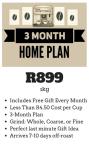 3 Month 1kg Home Subscription