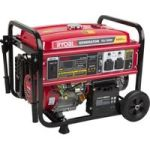 Ryobi 6800W Petrol Key Start Generator