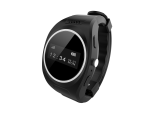 Protector GPS Watch in Black