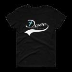 Azaliah Doer Of The Word Ladies Short Sleeve T-Shirt - Black S