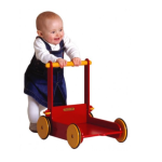 Wooden Baby Walker From Moover Toys