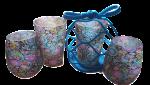 Gift Set: 2X Wine Glasses 2X 400ML Glasses 2X Reusable Wine Caps 1X Sling Carrier