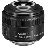 Canon 35MM Ef-s F 2.8 Is Stm Macro Lens