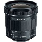 Canon EF-S 10-18mm f 4.5-5.6 IS STM Lens