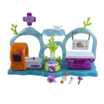 Splashlings Medical Clinic Playset