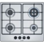 Bosch Serie 4 Gas Hob Stainless Steel 60CM - Use Coupon Code Sweetdeal And Save R250 At Checkout