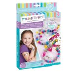 Make It Real- Bedazzled Charm Bracelets - Digital Dream