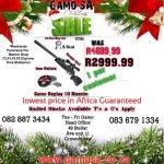 Gamo Replay 10 Maxxim - Christmas Special