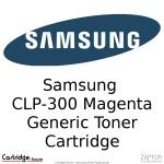 Samsung CLP-M300 Magenta Compatible Toner Cartridge