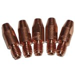 Pinnacle Welding & Safety Mig Torch Contact Tips M6 M8 M10 M6-1-0-MM
