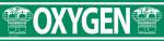 Oxygen Tank Decal