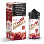 Jam Monster - Pb & Strawberry Jam 100ML Limited Edition