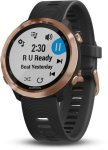 Garmin Forerunner 645 Music Black With Rose-Gold Hardware