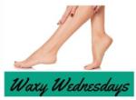 Waxy Wednesday Full Leg & Arm Wax