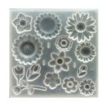 Silicone Soft Flowers Mould