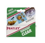 PRATLEY Quickset Glue Clear 40ML