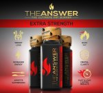 The-Answer Extra Strong 1 Month Supply