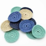 Earth Warrior Cotton Face Rounds 5 Per Pack