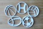 Sports Ball Cutter Set