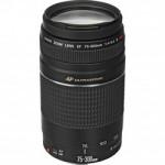 Canon EF 75-300mm f 4.0-5.6 III USM Lens