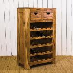 The Ugly Duckling Acana New Wave 2 Drawer Wine Rack