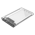 Orico 2.5 USB-C Transparent HDD Enclosure