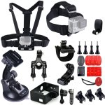 Smatree 25-IN-1 Go Pro Accessories Kit For Hero 7 6 5 4 3+ 3 2 1