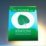 Outsider Labs 50g Powdered Kratom