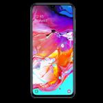 """Samsung Galaxy A70 Dual Sim 128GB 6.7"""" LTE - Black"""