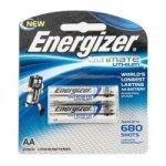 Energizer Aa Lithium Batteries
