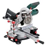 Metabo 619260000 Kgs 216 M Crosscut And Mitre Saw With Sliding Function
