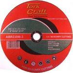 Tork Craft Cutting Disc Masonry 230 X 2.5 X 22.22mm
