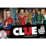Cluedo Big Bang Theory