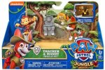Just Fun Paw Patrol Rescue Action Pup With Friend - Tracker & Mandy