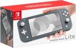 Nintendo Switch Lite Console in Grey
