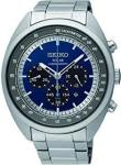 Seiko Blue Dial Stainless Steel Men's Watch SSC619