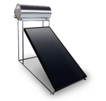 150 Litre Direct Flat Plate Thermosiphon Solar Geyser Kit