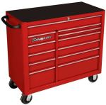 RED KRA2212 Wide 12 Drawer Roll Cabinet