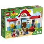 LEGO Duplo Town Farm Pony Stable - 10868