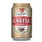 Castle Lager Can 24 X 330ml