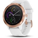 Garmin Vivoactive 3 Gps Smartwatch - Rose Gold white