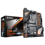 Gigabyte Aorus Z390 Pro Wifi Atx Gaming Motherboard Intel 9TH Generation DDR4.