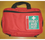 First Aid Kit Essential With Handles Quality Bag