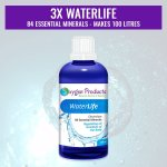 Oxygen Products 3X WaterLife 100ML