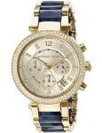 Michael Kors MK6238 Women's Parker Blue Watch