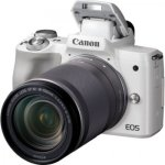 Canon Eos M50 Mirrorless Camera + Ef-m 18-150MM Is Stm Lens White