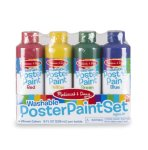 Poster Paint - Set Of 4