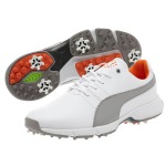 PUMA Golf Unisex Titantour Cleated Junior Golf Shoes